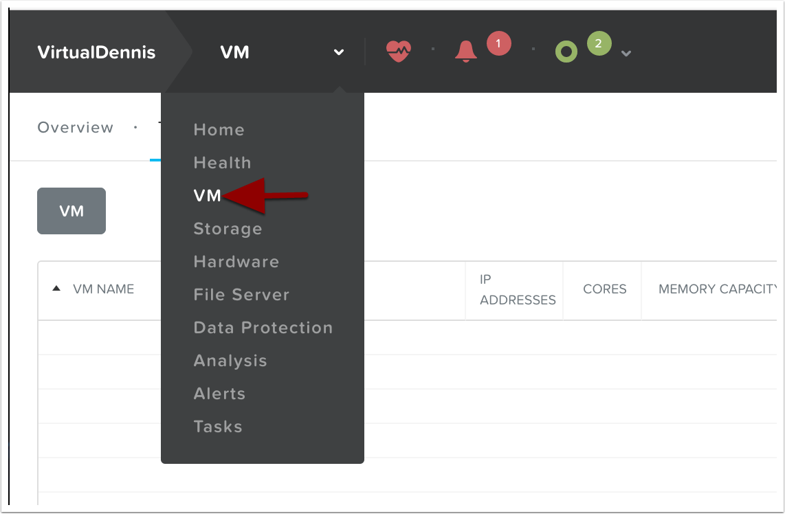 Importing an OVF / OVA into Nutanix AHV using Prism