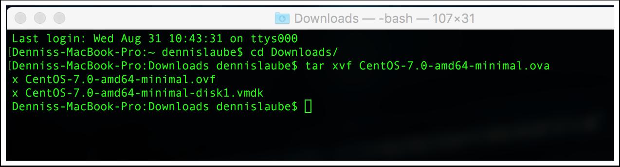 Importing an OVF / OVA into Nutanix AHV using Prism – Virtual Dennis