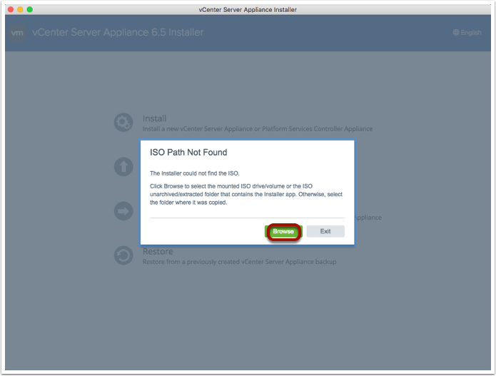 Deploying the VMware vCenter Server Appliance (VCSA) 6 5